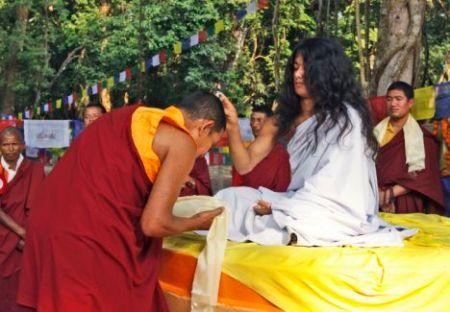 Nepal Buddha Boy
