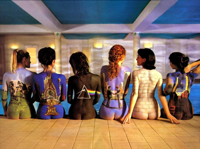pink floyd girls