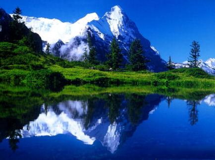 Switzerland-Mountain-Lake