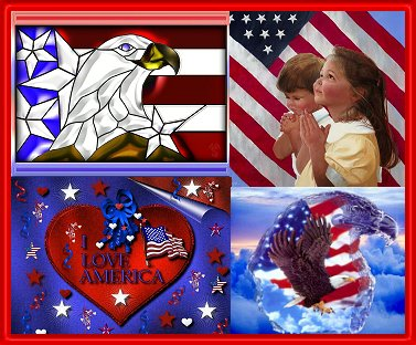 Where the Stars & Stripes & the Eagles Fly SS