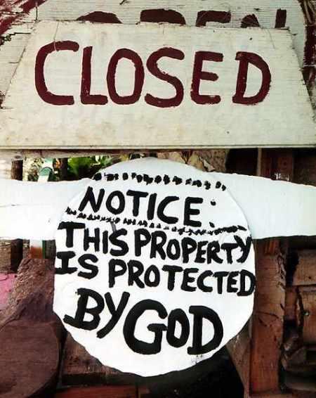 PropertyProtectedByGod