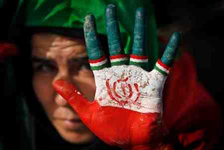 APTOPIX Mideast Iran Election