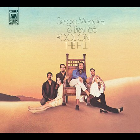 CD Sergio MENDES - fool on the hill