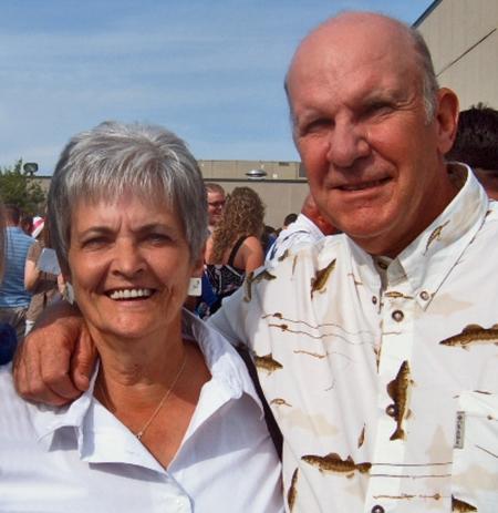 Amy & Hubby 2007