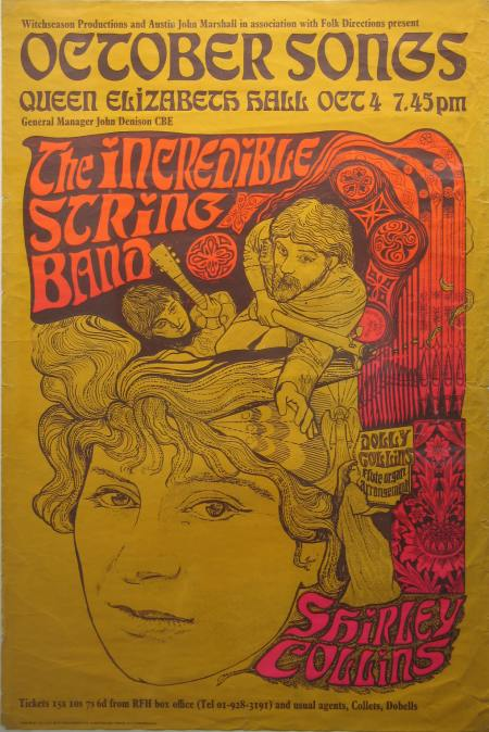 Incredible String Band and Shirley Collins