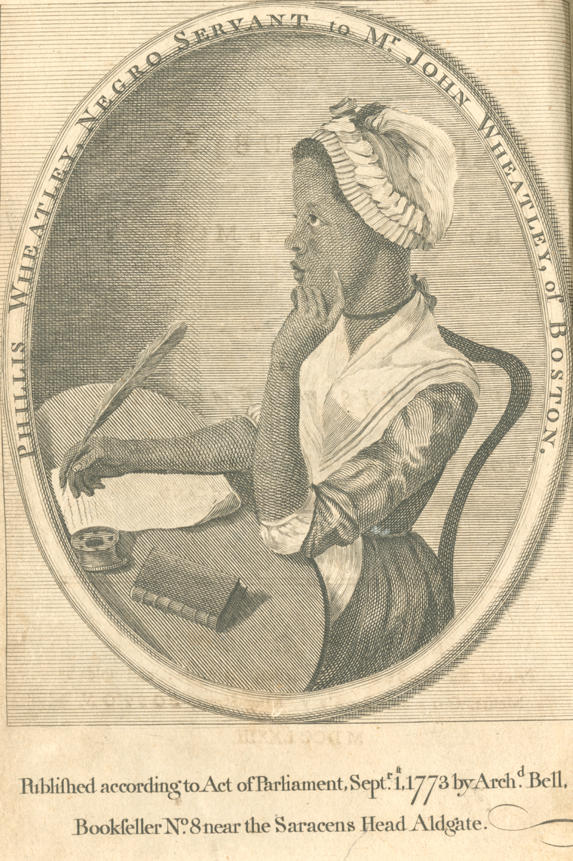 Phillis Wheatley was the first African American to publish and the first