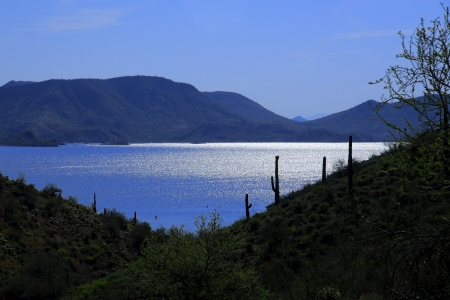 arizona 8 Lake_Pleasant_from_Pipeline_Canyon_Trail